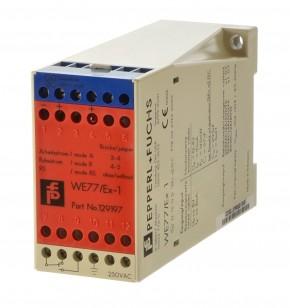 Pepperl + Fuchs WE 77/Ex-1 230V Schaltverstärker 129197