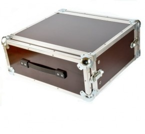 "DD Rack 6 He Flightcase 19"" Deckel 4cm / kein Import"