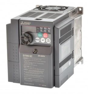 Mitsubishi FR D740-080SC-EC Frequenzumrichter 3,7 Kw 247605