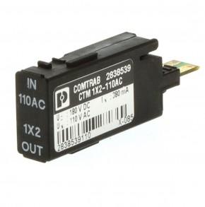 Phoenix Contact CTM 1X2-110AC Überspannungsschutz-Stecker 2838539