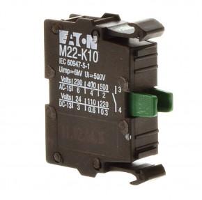 Eaton M22-K10 Schließer Kontakt front MSAA216376