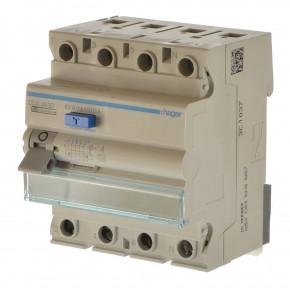 Hager CDA463D FI-Schalter 4P 6kA 63A 30mA 161008