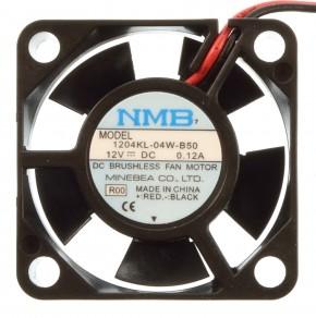 NMB 1204KL-04W-B50 Lüfter 30X30X10MM, 12VDC