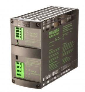 Murr 85095 Schaltnetzteil 3-phasig IN: 340-460VAC OUT: 24-28V/10ADC