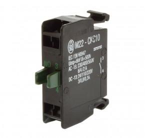 Moeller M22-CKC10 Schließer Kontakt Boden 216386