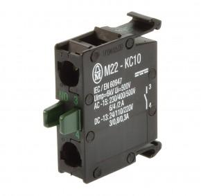 Moeller M22-KC10 Schließer Kontakt Boden 216380