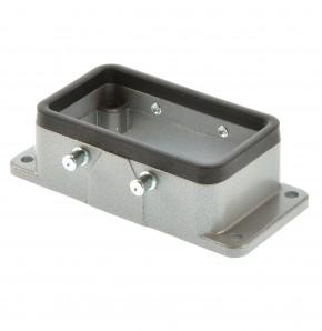 Weidmüller HDC-HB10-AVU Anbaugehäuse B10 ohne Bügel