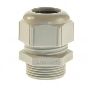 Kabelverschraubung M25 Lapp SKINTOP® ST-M25x1,5 lichtgrau 53111430
