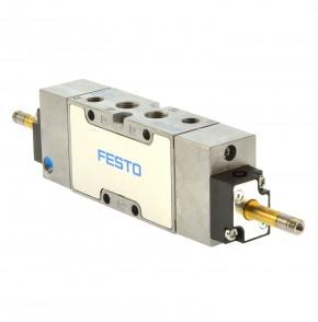 Festo MFH-5/3E-1/4-B Magnetventil 19786