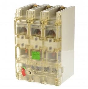 Moeller N11-500 Lasttrennschalter 500A rückseitiger Antrieb