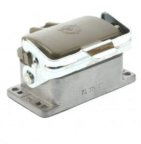 Wieland Anbaugehäuse mit Deckel B6 70.325.0628.0