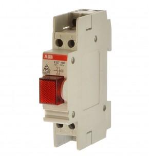 ABB E227-10C Taster rot 16A 1xS Leuchttaster GHE2271001R0002