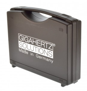 Gigaherz Solution 3D-NF-Analyser mit Datenlogger NFA400