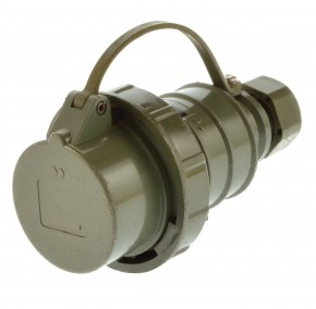 Bals 21208 CEE Stecker TN 16A ip67 6h 5 polig , gebraucht
