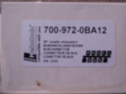 Helmholz 700-972-0BA12 Busanschlußstecker