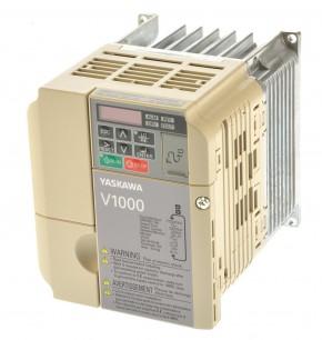 Yaskawa VZA40P7BAA CIMR-VC4A0004BAA Frequenzumrichter 1,1KW