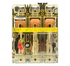 Moeller NZM6-160 +U230VAC Leistungsschalter 160A