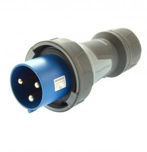 CEE Stecker Xtra 125A ip67 3 polig