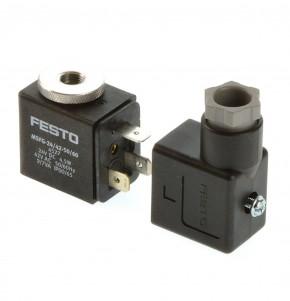Festo MSFG-24/42-50/60 Magnetspule mit Stecker 4527