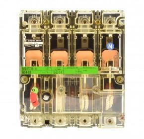 Moeller N64-63 4pol. Leistungstrenner 63A + shunt trip 230V