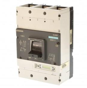 Siemens 3VL5750-2CP36-0AC1 Leistungsschalter 500A
