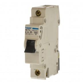 Hager MB116 Sicherungsautomat B16 432116