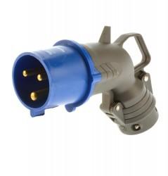 Legrand 52762 CEE Stecker Hypra 32A 6h 3polig ip44