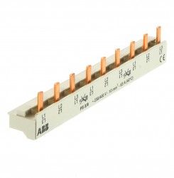 ABB PS3/9 Phasenschiene 10mm² Sammelschiene 3 phasig 2CDL231001R1009