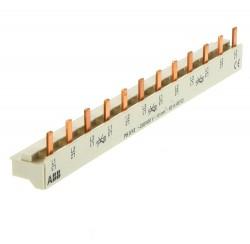 ABB PS3/12 Phasenschiene 10mm² Sammelschiene 3 phasig 2CDL231001R1012