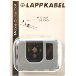 Lapp MCT Crimpbacken f. unis. Kabelschuhe 6-10mm² 62000128