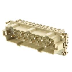 Weidmüller HDC-HVE-10+2MS Steckereinsatz 1651350000