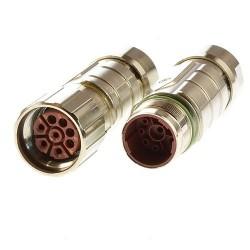 Lapp EPIC Kit LS1 Steckverbindung 8 polig 19520029