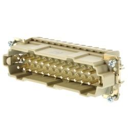 Weidmüller HDC-HE-24SZF 25-48 Stifteinsatz mit Zugfederanschluß
