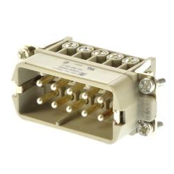Weidmüller HDC-HA10-SS Stifteinsatz A10 Schraubanschluß