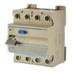 Hager CDA663D FI-Schalter 4P 10kA 63A 30mA 162065