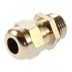 Kabelverschraubung Messing PG9 EMV WADI 5,5-8mm 111390001