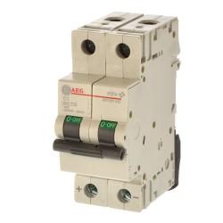 AEG GE EP102UCC01 Leitungsschutzschalter C1 2p 566337