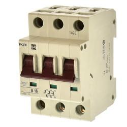 Felten & Guilleaume PX300 B16A Sicherungsautomat 3polig F&G