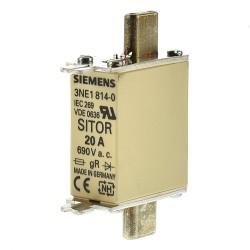 Siemens 3NE1814-0 Sitor Sicherungseinsatz 20A / 690V