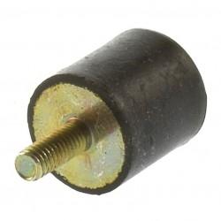 Schwingungsdämpfer Silentgummi M4 D15 L15 SMP-415-B15