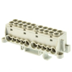 Striebel & John ZK411 Hauptleitungsklemme 2-polig