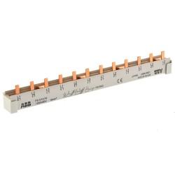 ABB PS3/12/16 Phasenschiene 16mm² Sammelschiene 3 phasig 2CDL230001R1612
