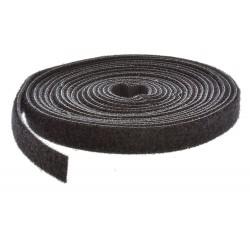 (Grundpreis 1,00€/m) 25 m Haken und Flausch Klettband selbstklebend 20mm