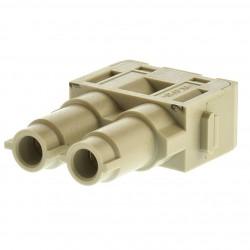 Harting HAN 2 MOD F-AX 70A Buchseneinsatz 09140022741