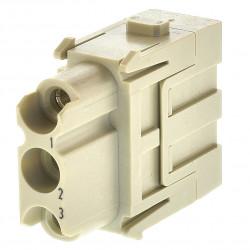 Harting HAN 3 MOD F-S 40A Buchseneinsatz Modul 09140032701
