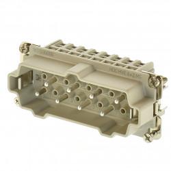 Weidmüller HDC-HVE-6+2MS Steckereinsatz 1651330000