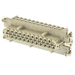 Weidmüller HDC-HVE-10+2FS Buchseneinsatz 1651360000