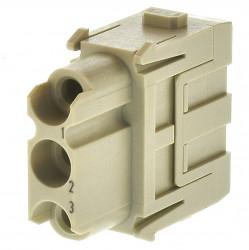 Harting HAN 3 MOD BU-C 40A Buchseneinsatz 09140033101