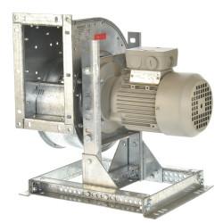 Gebhardt TEMf 08-160-2 Radialventilator 289/500V AC