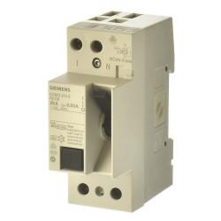Siemens Fi Schalter 2 pol. 25/0,03A